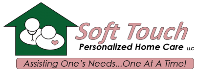 Soft Touch Personal Home Care Services Retina Logo